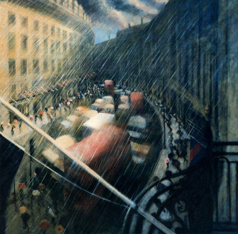 02 Bill Jacklin - Before the Hurricane Regent Street (1988)